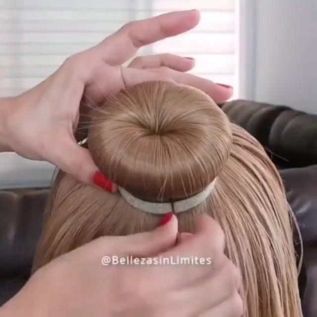 1 Or 2??? ❤️❤️❤️ Credit Bellezasinlimit Hairstyleideas - Hair Video