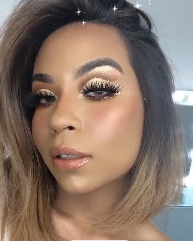 Como Vai O Domingo De Vocês Nessa Quare Maquiagem - Makeup Video