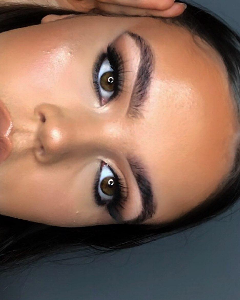 Less Is More 👀 • • • Scottishmakeupar Makeup - Makeup Ideas