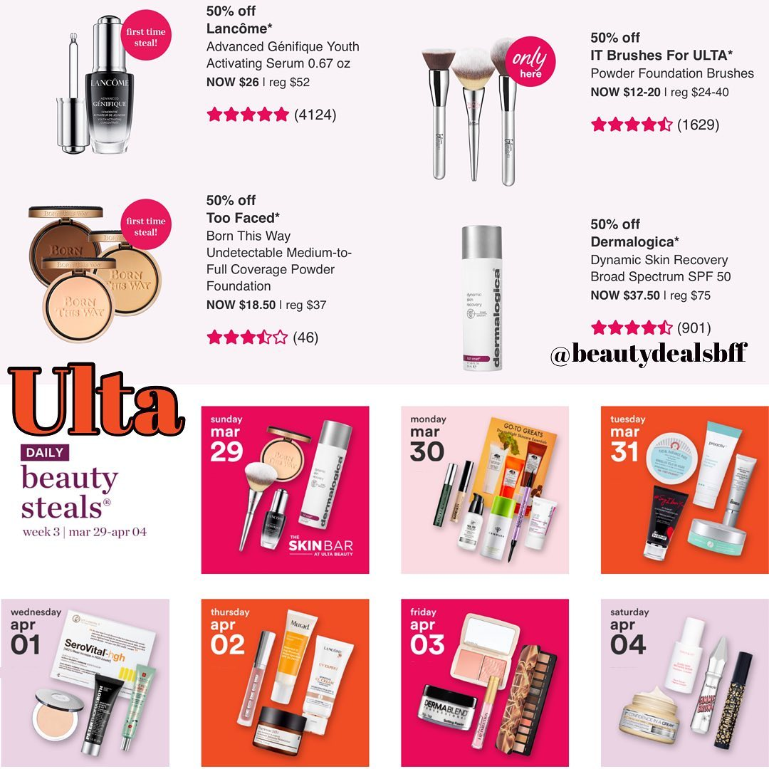 Ulta Beauty! Day 15 Now Live! +A Quick 21Daysofbeauty - Beauty Tips