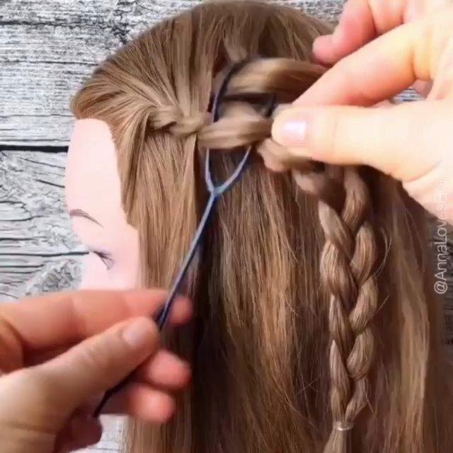 1 Or 2??? 😍😍😍 Follow Us Tutorialhair Tranca - Knitting Tutorial
