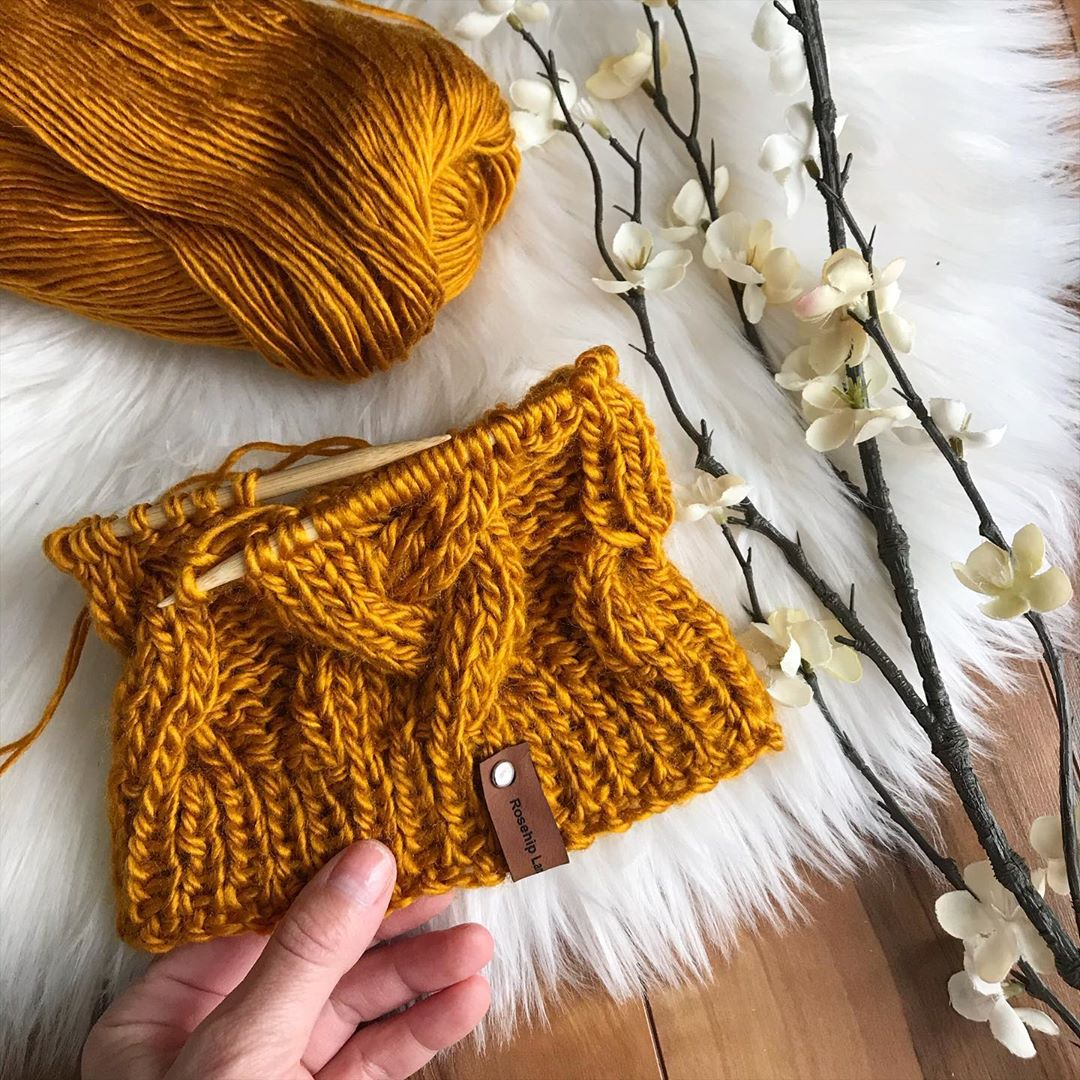 Call It Instant Sunshine ☀️ Have A Great Knitting - Knitting
