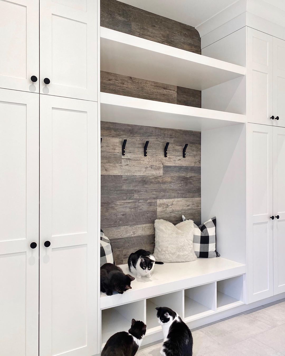 Our Mudroom Was The Spot For Today'S Kit Farmhouse - Home Accessories