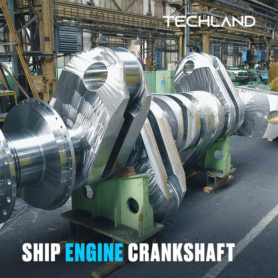 The Crankshaft ( Via Tech Landofficial) Engineer - Education