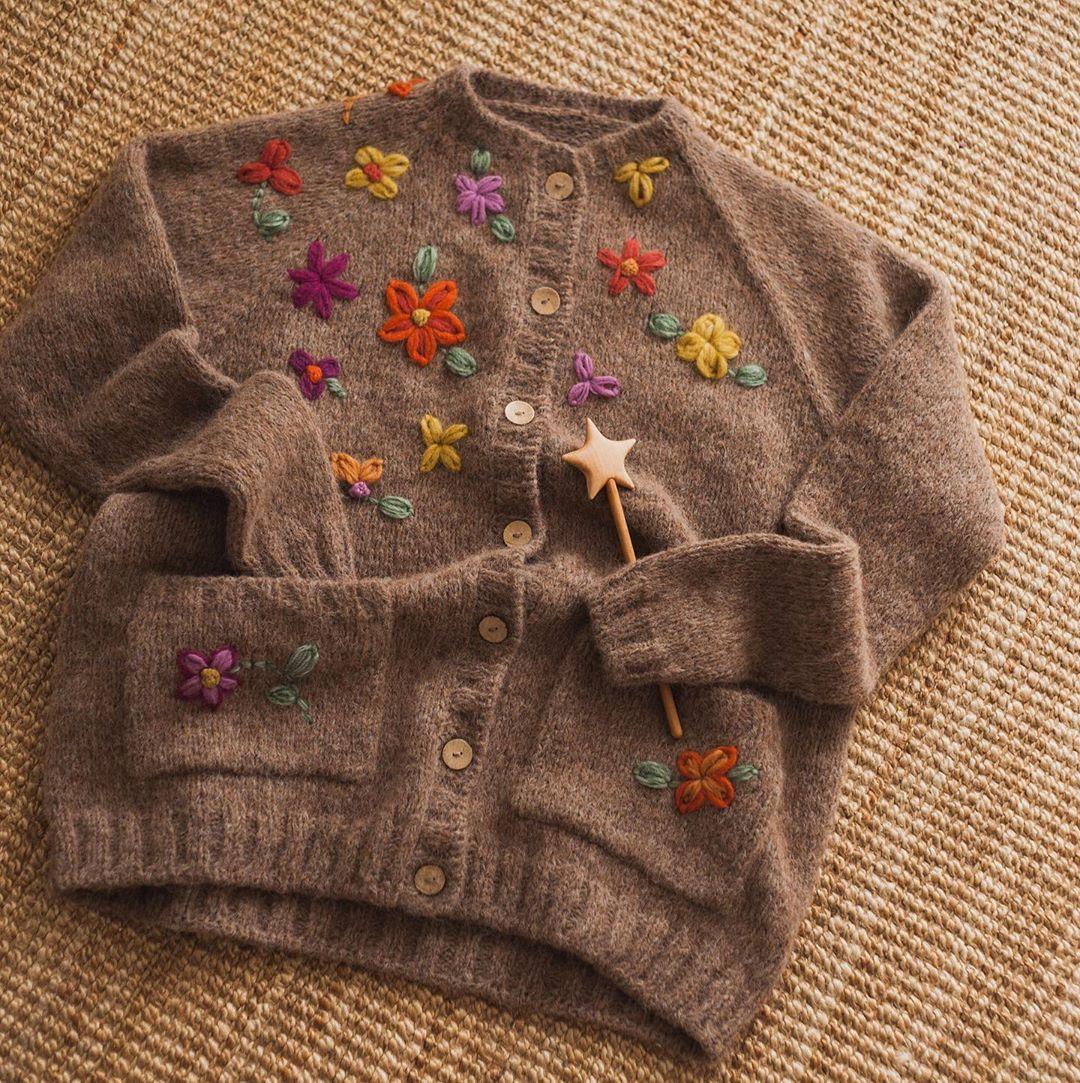 Время Волшебства ✨ - Knit Cardigan