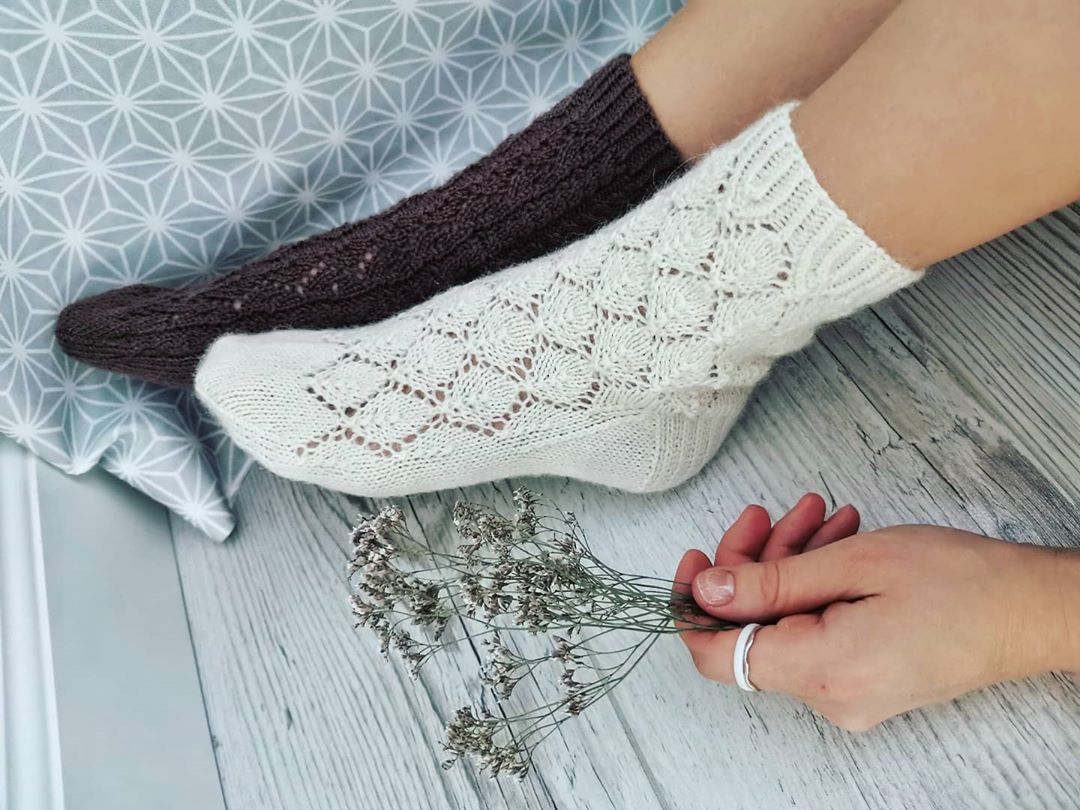 И Почему В Моей Ленте До Сих Пор Не Было Вязаниетюмень - Knitting Socks