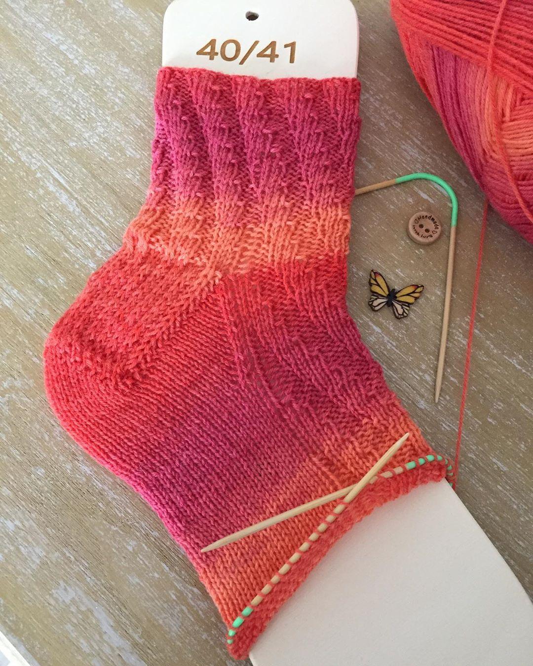 Gutenmorgen Am Sockensonntag Von Lana Sockensonntag - Knitting Socks