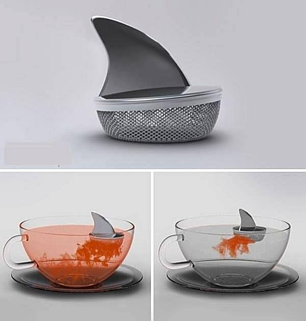 Tea for Shark Week: For my tea drinking friends