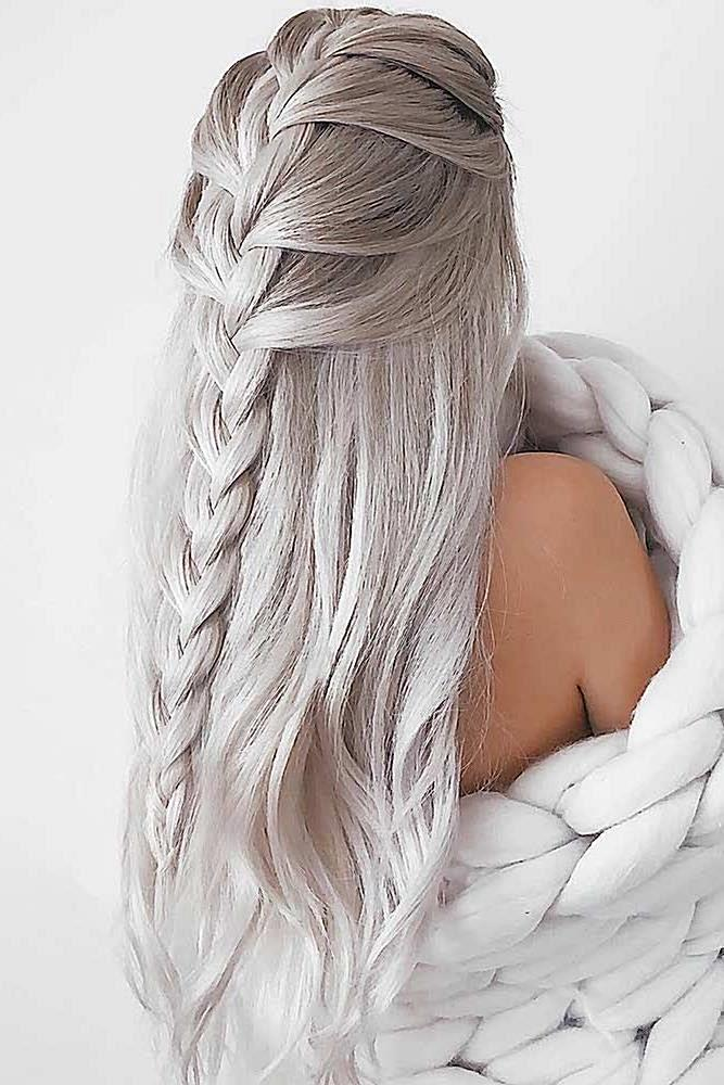 Braided Hairstyles For Your Inspiration Mohawk #braids #mohawk