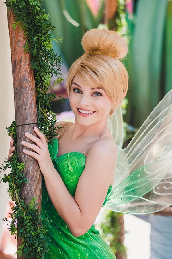 Happy Tinkerbell Tuesday 💚✨ #disneyland #tinkerbell #pixiehollow #peterpan .Also @tinkrbex and I are basically the same person be