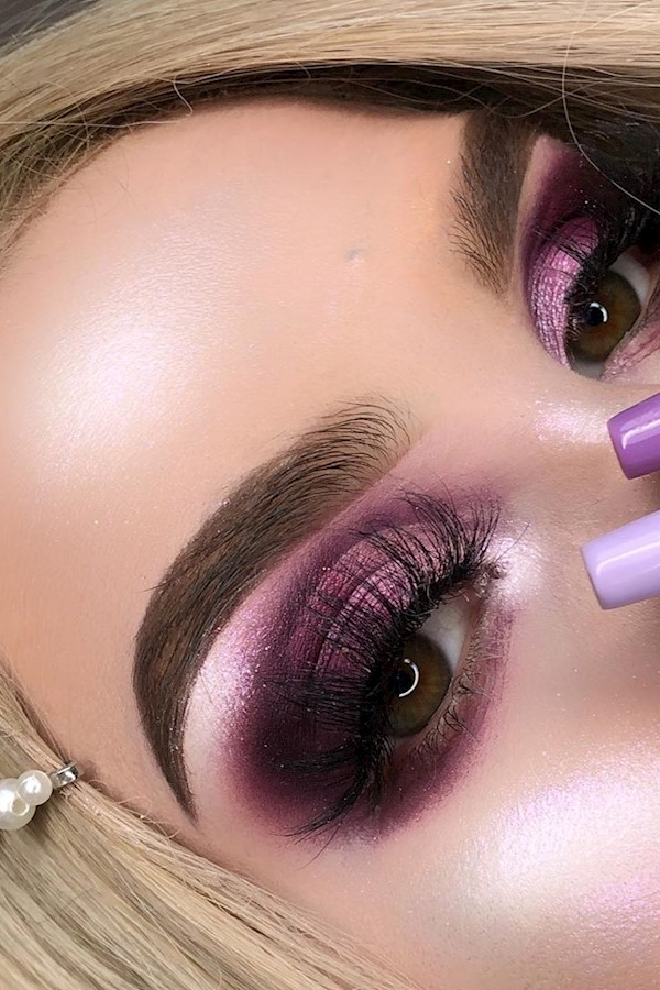 LIFE IS A PARTY @makeupobsession @makeupobsessionpolska B R O W S @anastasiabeverlyhills #mediumbrown #dipbrowE Y E S @makeupobses