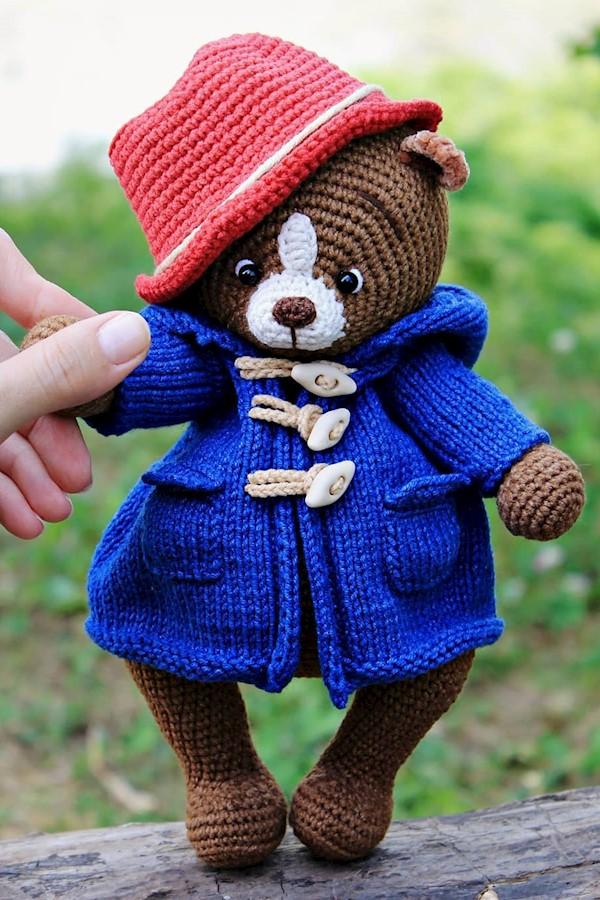 А вот мы и в полный рост 🐻🤗Автор описания @alinettoys___#amigurumi #weamigurumi #weamiguru #handmade #knittingtoys #knitting #to