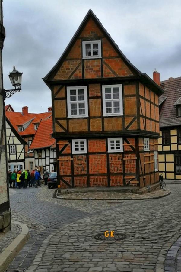 #quedlinburg #weltkulturerbe #fachwerk #fachwerkhaus #fachwerkhäuser #sachsenanhalt #harz #architecture #history #old #wonderfulpl