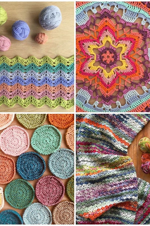 Joining in with the hashtags  #lovethecrochetersyoufollow and #lovethefeedsyoufollow - initiatives from @sjantietop and @lucky_coi