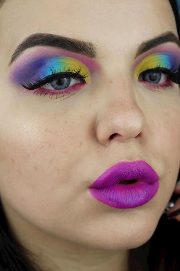 𝗖𝗢𝗟𝗗 💙Hello everybody!Oggi siamo so cold con questo make-up dai toni principalmente freddi, ma si nota che adoro il giallo? L