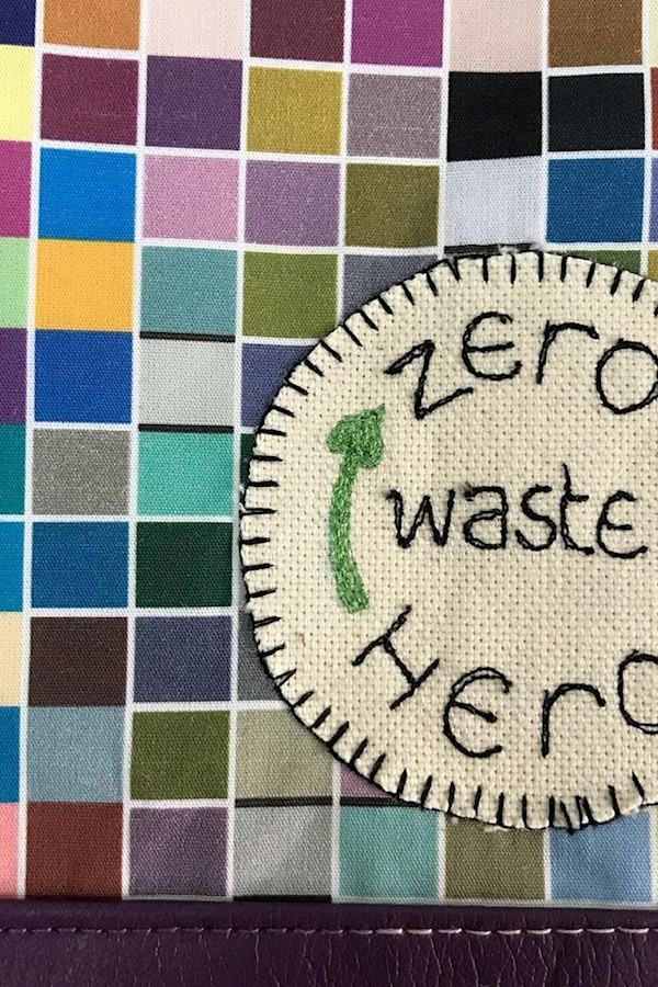My boy and I are off out for a long and rainy drive to Birmingham shortly so I'll leave this here.My brand new Zero Waste Hero pro