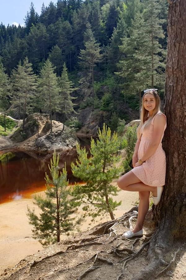 ❤️😍😁 #weekend#wycieczka#trip#polishgirl#poland#strójdnia#outfit#ootd#sukienka#dress#longhair#blondehair#blondynka#natura#nature#