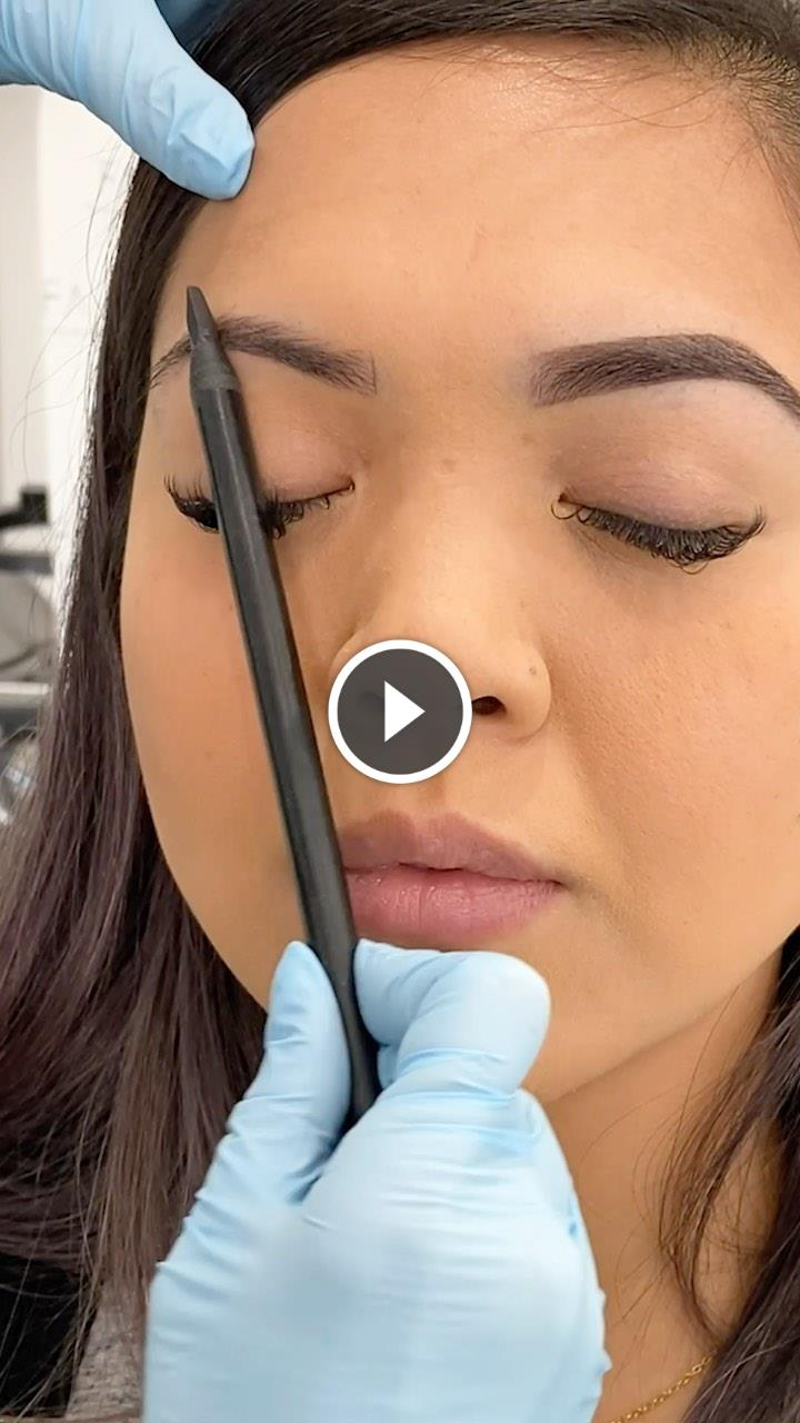 Not Sure If You're Shaping Your Brows Ri Eyebrowthreading - Beauty Videos
