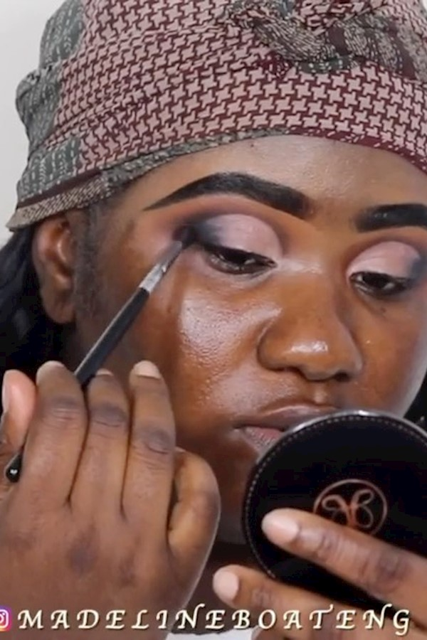 Repost Madelineboateng ・・・ Happy Birthd Darkskinmakeup - Makeup For Beginners