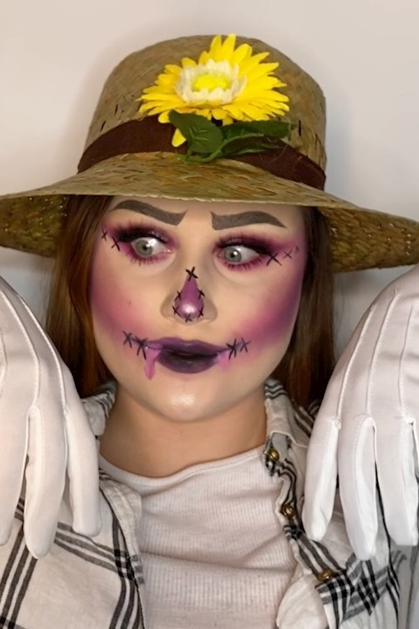 Scarecrow Who Feeds On The Beauty Commun Colourpopcosmetics - Makeup Video