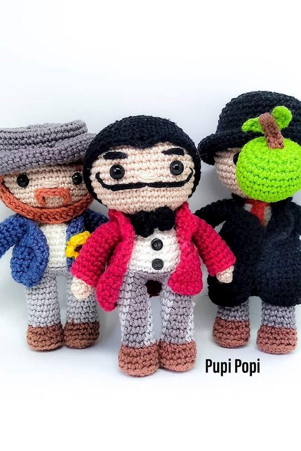 Free Totoro amigurumi pattern! | Totoro pattern, Crochet totoro ... | 900x600
