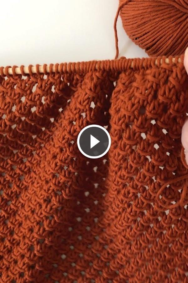 I'm Still Here, And Still Knitting. How Woolandthegang - Knitting Tutorial
