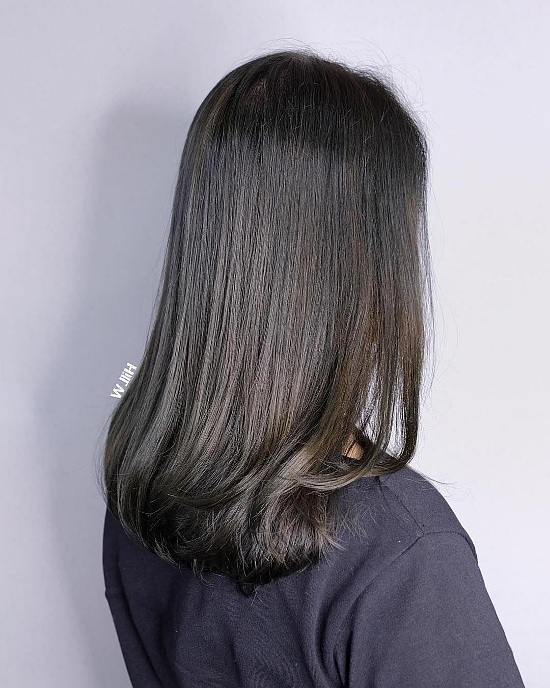 [New] The 10 Best Hairstyles (with Pictures) -  . 不用漂!No Need Bleach! . 啞灰綠 最近新調出一隻唔漂又比較接近灰灰地嘅顏色好多客人整完都好開心好滿意陽光下仲更加靚添 . 近期愛上唔漂又可以調