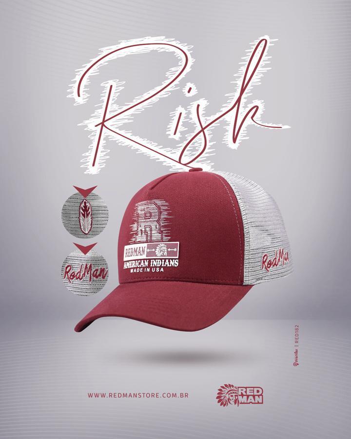 Seu estilo é você quem faz #UseREDMAN ✌🏻👊🏻 Modelo #Rish Compre no site ▷ https://www.redmanstore.com.br/182
